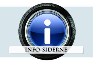 Infosider med information omkring dæk, fælge og sænkningssæt
