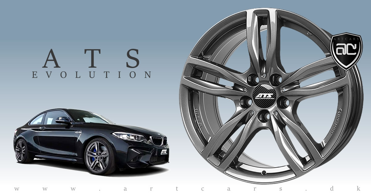 ATS Evolution Antracit