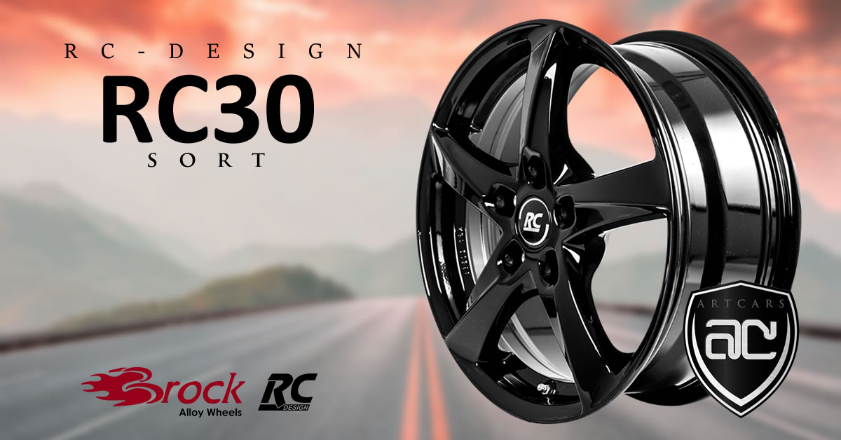 Brock RC-Design RC30 Sort