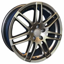 Performance Wheels W-332 Antracit