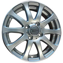 Performance Wheels W-363 Sølv