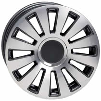 Performance Wheels W-199 Antracit Poleret