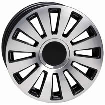 Performance Wheels W-199 Sort Poleret