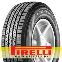 Pirelli Scorpion Ice and Snow