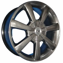 Performance Wheels W-1011 Hyperdark