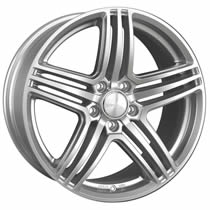 WheelWorld WH12 Sølv
