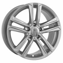 WheelWorld WH19 Sølv